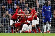 """Tin tức - """"Phục thù"""" Chelsea với tỉ số 2-0, M.U giành vé vào tứ kết FA Cup"""