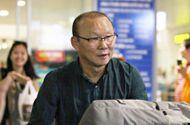 Tin tức - Hoạt động đầu tiên của HLV Park Hang-seo khi trở lại Việt Nam