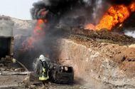 """Tin thế giới - Syria """"bùng cháy"""": Đánh bom kép tại Idlib, gần 50 người thương vong"""