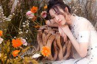 Á hậu Thúy An khoe vẻ đẹp tinh khiết như sương mai, tiết lộ đi thi quốc tế