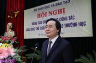 Tin trong nước - Bộ trưởng Phùng Xuân Nhạ trăn trở về giáo viên thể chất