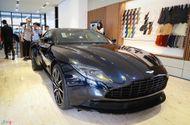 Siêu xe Aston Martin DB11 giá hơn 15 tỷ đồng chính thức lên kệ ở Việt Nam