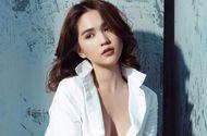 Tin tức giải trí - Ngọc Trinh vượt cả Song Hye Kyo trong Top 100 gương mặt đẹp nhất châu Á