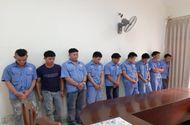 An ninh - Hình sự - Bình Dương: Tạm giữ 17 công nhân đánh bạc trong nhà vệ sinh giờ nghỉ trưa