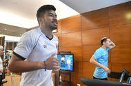 HLV Thái Lan yêu cầu đội tuyển tập nặng trước trận đấu với U23 Việt Nam