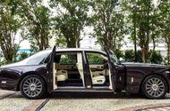 Có gì mới trong chiếc Rolls-Royce Phantom mới bàn giao cho đại gia Hồng Kông?