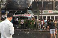 Tin trong nước - Cháy dữ dội tại cửa hàng xe đạp điện, 3 người tử vong