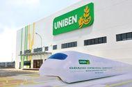UNIBEN đầu tư xây dựng thêm một nhà máy thực phẩm hiện đại