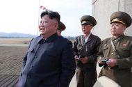 Tin thế giới - Triều Tiên thử nghiệm vũ khí chiến thuật mới, ông Kim Jong-un đích thân giám sát