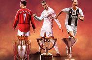 Juventus vô địch sớm 5 vòng, Ronaldo lập kỷ lục hoành tráng