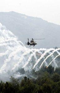 Thế giới - Không quân Lục quân Trung Quốc tập trận Xung kích 2013