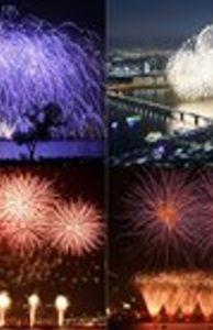 Thế giới - Seoul rực rỡ trong lễ hội pháo hoa quốc tế 2013
