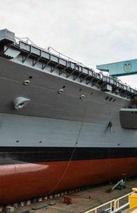 Thế giới - Siêu tàu sân bay Gerald R. Ford Mỹ sắp hoàn thiện