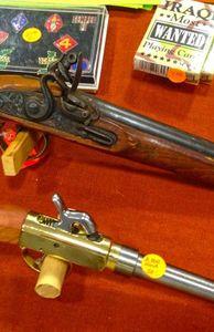 Thế giới - Thăm quan triển lãm súng lớn nhất miền Nam Mỹ