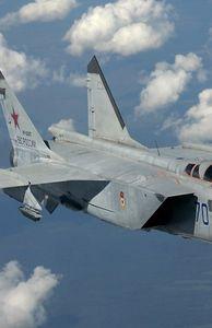 """Thế giới - Sức mạnh """"ông vua"""" của bầu trời MiG-31BM"""