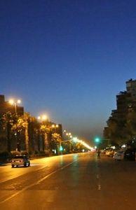 """- Hình ảnh """"bình yên đến lạ"""" tại thủ đô Damascus sau cuộc không kích của liên quân"""