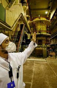 - Hình ảnh bên trong nhà máy điện hạt nhân Chernobyl sau hơn 30 năm xảy ra thảm họa