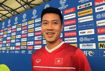 Tiền vệ Huy Hùng hé lộ lời dặn dò cực quan trọng của thầy Park Hang-seo trước \