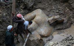 - Năm 2017: Tượng Pharaoh Ramses II 3000 năm tuổi được tìm thấy tại khu ổ chuột Cairo