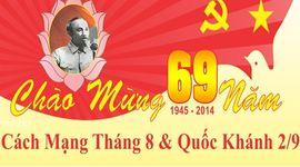 Sự kiên: Kỷ niệm Quốc khánh 2/9 và 45 năm thực hiện Di chúc Bác Hồ