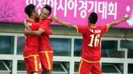 Sự kiện: Đội tuyển Olympic Việt Nam dự Asìad 17