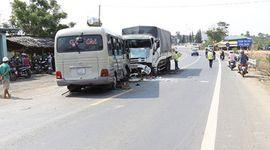 Sự kiên: Vụ tai nạn hơn 20 người thương vong ở Đắk Nông