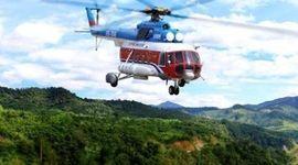 Sự kiên: Máy bay trực thăng rơi ở Vũng Tàu
