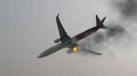 Sự kiện: Máy bay rơi