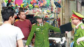 Sự kiện: Chiến dịch giành lại vỉa hè ở Hà Nội và TP. Hồ Chí Minh