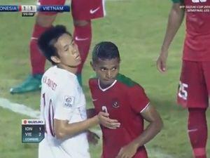 Việt Nam thua sát nút Indonesia với tỉ số 1-2
