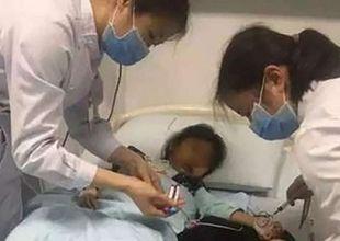10 cháu bé nhập viện vì bị giáo viên mầm non cho ăn cơm trộn thuốc an thần