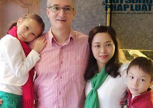 Người vợ Việt lấy chồng Bỉ: Đàn ông là một thế giới riêng, nếu hiểu, họ sẽ hái sao tặng mình