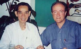 Giải trí - Chuyện chưa biết về dự án phim triệu đô của tướng Phạm Xuân Ẩn