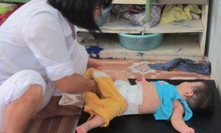 Sự kiện hàng ngày - Những hình ảnh mới nhất về trẻ chùa Bồ Đề tại nơi ở mới