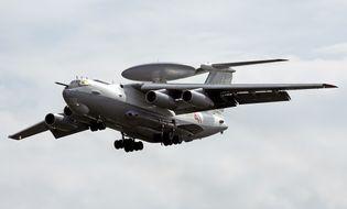 Quân sự - Khám phá máy bay cảnh báo sớm A-50 Nga sắp bán cho Ấn Độ