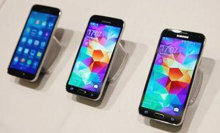 Sản phẩm số - Galaxy S5 tiếp tục giảm giá sâu tại Việt Nam