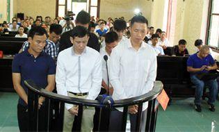 Hồ sơ vụ án - Dấu hỏi lớn phiên tòa xử cầu thủ Vissai Ninh Bình bán độ