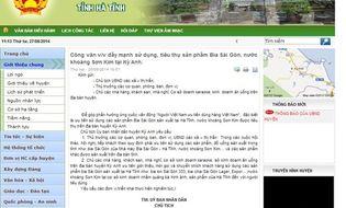 Nóng trong tuần - Công văn yêu cầu sử dụng bia Sài Gòn: Lãnh đạo huyện lên tiếng