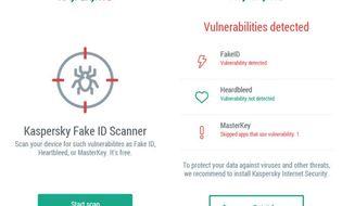 Internet & Web - Bảo vệ an toàn cho Android với Fake ID Scanner