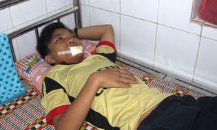 Sự kiện hàng ngày - Tai nạn hy hữu: Đạn lạc gây thương tích một học sinh lớp 9