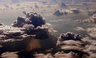 Thế giới 24h - Chiêm ngưỡng 10 bức ảnh tuyệt đẹp nhìn từ buồng lái máy bay