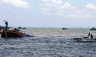 Sự kiện hàng ngày - Tàu 3000 tấn chìm trên biển: Đã tìm thấy 4 thuyền viên