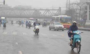 Sự kiện hàng ngày - Thời tiết đêm 29 và ngày 30/8: Hà Nội tiếp tục mưa dông