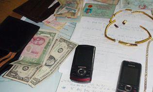 An ninh - Hình sự - Con gái rủ đồng bọn trói mẹ ruột, cướp tài sản