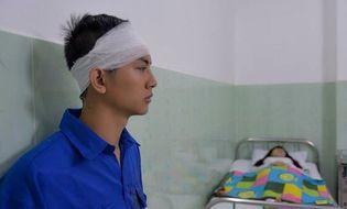 Ngôi Sao - Hoài Lâm bị đánh đến mức phải nhập viện