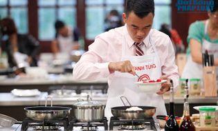 Truyền Hình - Thanh Tùng và hành trình của niềm đam mê tại Vua đầu bếp