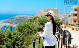 Ngôi Sao - Ngọc Hân thích thú đi thăm đảo Gozo - Mata