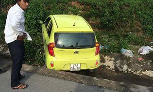 Sự kiện hàng ngày - Tai nạn hy hữu: Chờ người đi vệ sinh, một phụ nữ bị xe tông