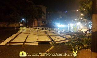 Cộng đồng mạng - Tin bão số 3 liên tục được cư dân mạng vùng tâm bão cập nhật
