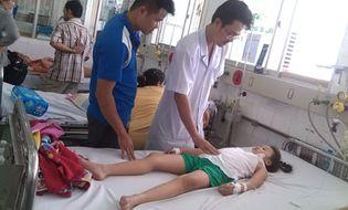 Sức khoẻ - Bệnh nhân có thể tử vong nếu bị sốc sốt xuất huyết